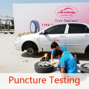 puncture testing